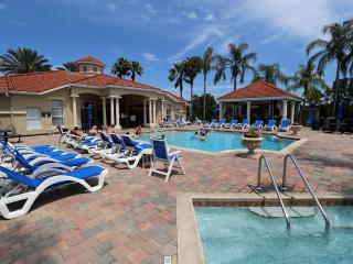 Emerald Island Resort .8423 3Bedr/2.5 bath Townhome Gated  5 star Resort - 9 min (5.0 mi) to D - Kissimmee vacation rentals