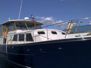 Restored vintage yacht. -  Free Parking - Boston vacation rentals