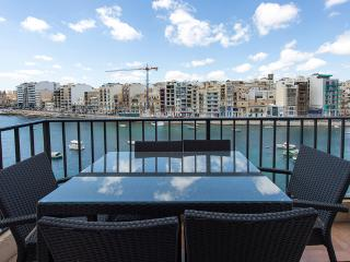 047 Seafront Duplex 4-bedroom Apartment - Qormi vacation rentals