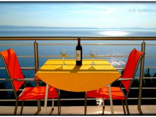 Ark sea view studio, secluded by the beach II - Split vacation rentals
