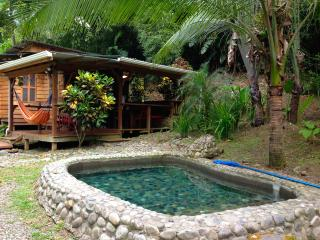 POOL Jungle & Beach Cottage - Casa Madera - Puerto Viejo de Talamanca vacation rentals