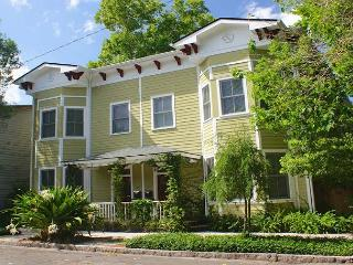 Modern, One Level 3BR/3BA Home with Loft Style Accents & Bamboo Courtyard - Savannah vacation rentals