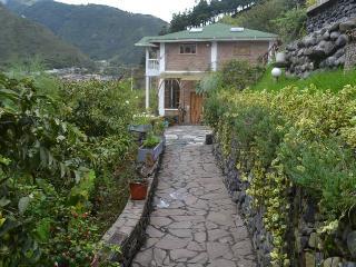 Great Views of Banos de Agua Santa! - Banos vacation rentals