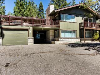 Updated luxury home w/covered hot tub & game room! Bring your dogs too! - South Lake Tahoe vacation rentals