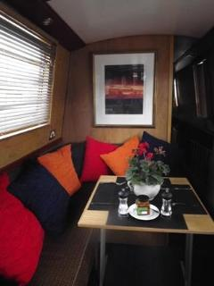 Narrowboat on the Scenic River Thames West London - Shepperton vacation rentals