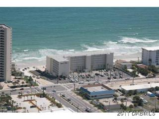 Direct oceanfront. Gorgeous designer condo studio. - Daytona Beach vacation rentals