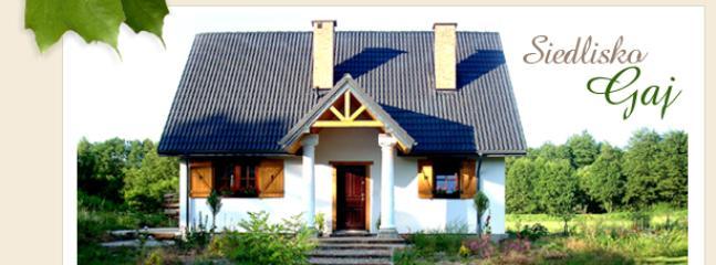 Siedlisko Gaj Willa - Image 1 - Poland - rentals