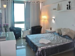 Luxury sea view studio for 3 persons - Netanya vacation rentals