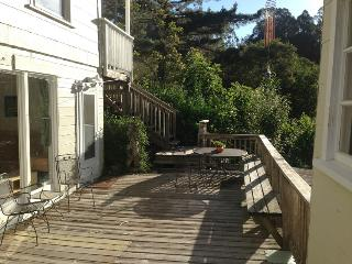 Coastside Canyon Cottage Apartment - Great Retreat - Half Moon Bay vacation rentals