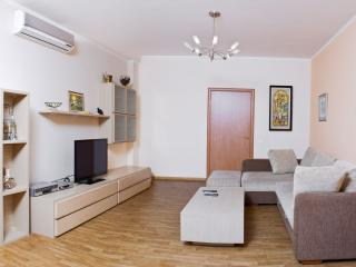 A wonderful view of the sea, 140sq.m apt, nearby shopping center, cafes, movie theater - Ukraine vacation rentals