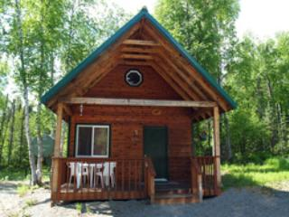 2 bedroom Cabin with Internet Access in Talkeetna - Talkeetna vacation rentals