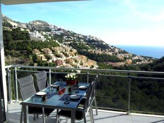 Apartment 4 pers.Altea (La Vella) pool, sea view - Altea vacation rentals