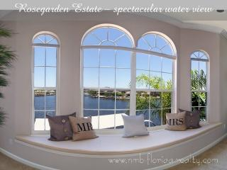 Villa Rosegarden Estate - Spectacular Waterview - Cape Coral vacation rentals