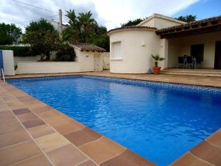 Villa 6 pers. Moraira, luxury on his, private pool - La Llobella vacation rentals