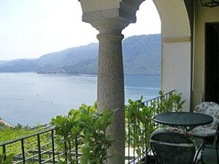 Villa L'Antica Colonia on Lake Orta: suite for 4 p - Pettenasco vacation rentals