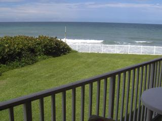 Excellent Views..On Beach...Pets OK...Fully Reno'd - Satellite Beach vacation rentals