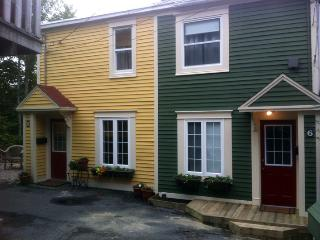 The Yellow Jelly Bean House in Old St. John's - Newfoundland and Labrador vacation rentals