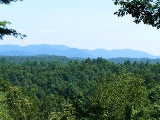 Awesome View - Ellijay GA - North Georgia Mountains vacation rentals