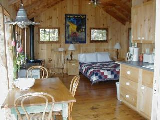 VERMONT cabin-- a country get-away, fun & romance - Belmont vacation rentals