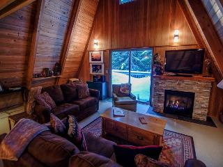Cozy A-frame in Government Camp-Book Now get 3rd night Free thru May 20 - Government Camp vacation rentals