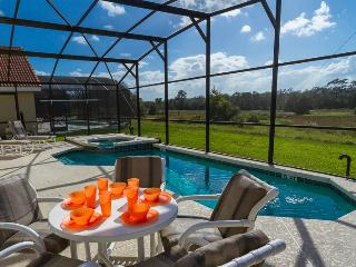 Gated Resort, Gorgeous 7BR(3Kings)/Pool/SPA/Game Rm  -TWO 7BR HOMES SIDE-BY-SIDE - Orlando vacation rentals