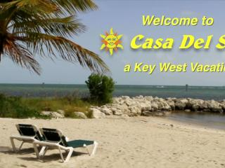 Casa Del Sol, a Key West Vacation (Truman Annex) - Key West vacation rentals