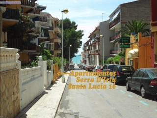 5 mn from sandy beach Apartment with 2 rooms in Alcossebre - Peniscola vacation rentals