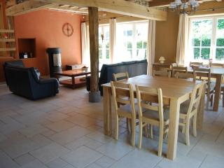 Gite tout confortAu cœur du village de Daverdisse, ancienne bergerie entièrement restaurée, vous offrant charme et confort****. - The Ardennes vacation rentals