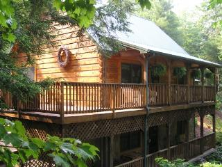 Peak-A-Boo Creek-4br, 2.5ba,Hot tub, Pool Table, creek - Jefferson vacation rentals