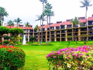 Bayfront condo with a private deck and access to a resort pool and hot tub! - Kihei vacation rentals