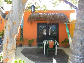 Beautiful House with Deck and Internet Access - Chelem vacation rentals