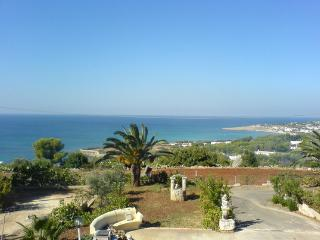 Studio in Villa sea view at 250 m. from sea Smleuca - Santa Maria di Leuca vacation rentals
