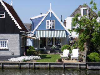 Idyllic house at the waterside of Edam - Enkhuizen vacation rentals