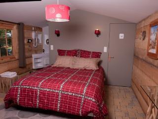 MANOIR DESNACHEZ chambre GALAHAD - Taupont vacation rentals