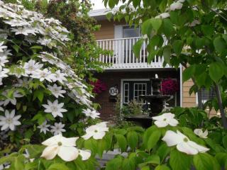 Lilac Suite:1 king bdrm ,kitchenette,wifi,bbq,a/c - Penticton vacation rentals