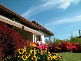 Villa Monterosa B&B close to the lakes - Parabiago vacation rentals