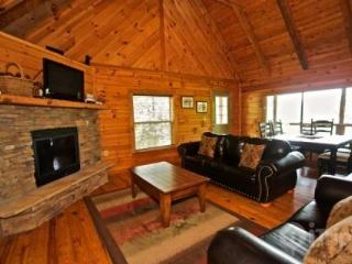 Townsend Cabin #4, Rich Mountain View - Townsend vacation rentals