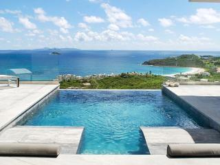 Crystal: Chic & modern villa with amazing oceanviews | Island Properties - Saint Martin-Sint Maarten vacation rentals
