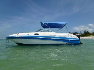 BOAT NAUTIC STAR Deck Boat DC230, Suzuki 200 HP 4 Stroke Engine - Cape Coral vacation rentals