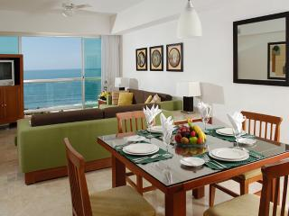 Mayan Palace Master Suite - 2 BR: Mazatlan, MX - Mazatlan vacation rentals
