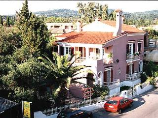 VILLA  CATERINA  - Furnished apartments hotel. - Corfu vacation rentals