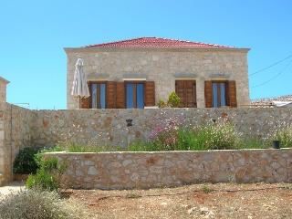 Beachfront Stonebuilt Villa in Halki Island! - Halki vacation rentals