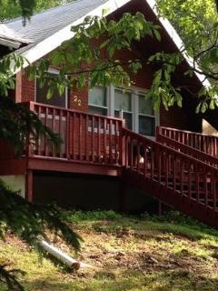 Howard Red Cabin Getaway Sleeps up to 10 - Albrightsville vacation rentals