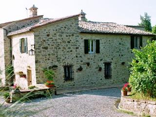 Etrusco - Large house with 11 sleeps - San Casciano dei Bagni vacation rentals
