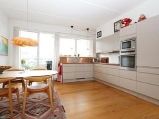Apartment with balconies: views on the water and Tivoli - Copenhagen Region vacation rentals