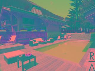 Les Rives d'Argentiere - Swimming pool - Chamonix vacation rentals