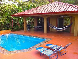 Ocean View, Private Pool, Gated Community, Wifi - Dominical vacation rentals