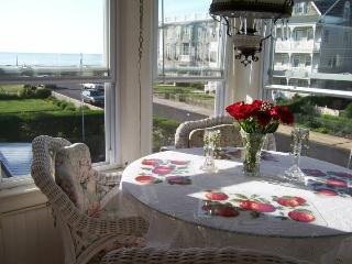 Lovely oceanview apt. just 3 houses to the beach! - Sandy Hook vacation rentals