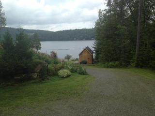 Cottage on the Lake, Glover Vermont - Northeast Kingdom vacation rentals