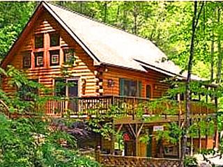 Close to skiing, 2 Master Suites Upscale & Private - Maggie Valley vacation rentals